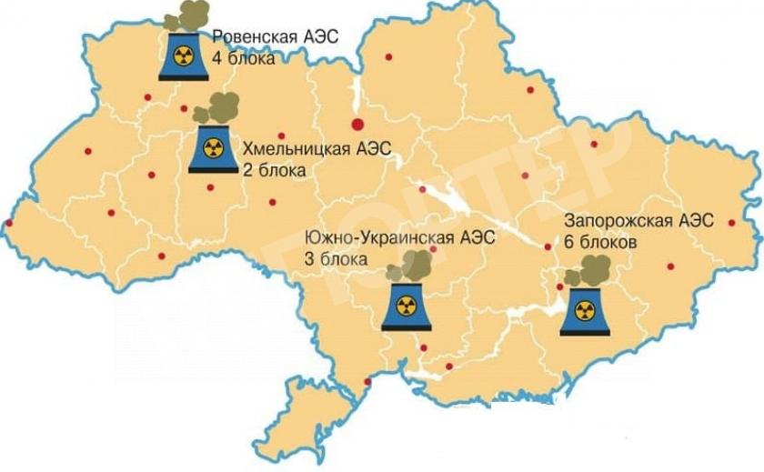Никопольчане создают Ассоциацию городов, прилегающих к АЭС