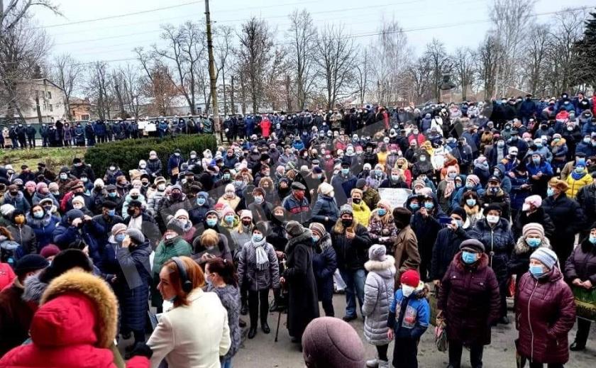В Никополе появились 10 петиционных пунктов АДРЕСА