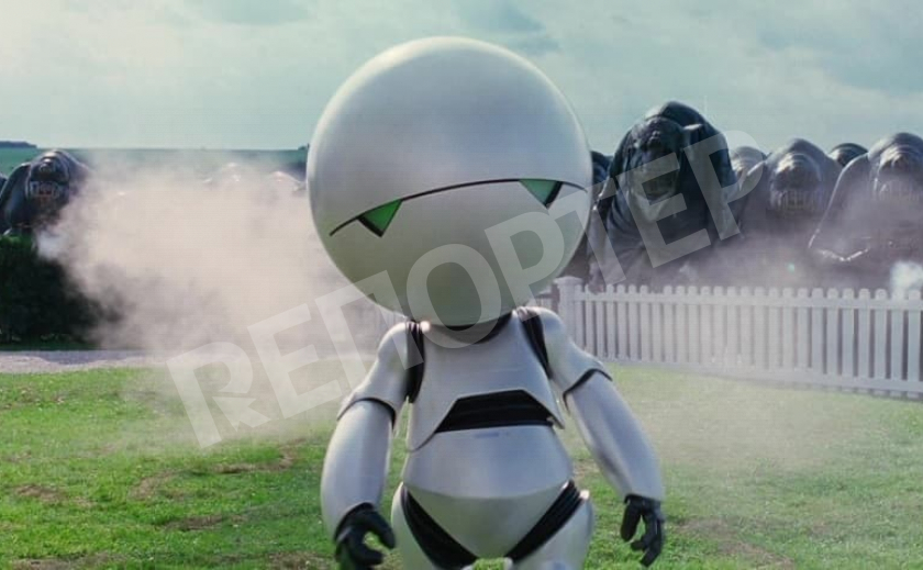 В Никополе соревновались роботы