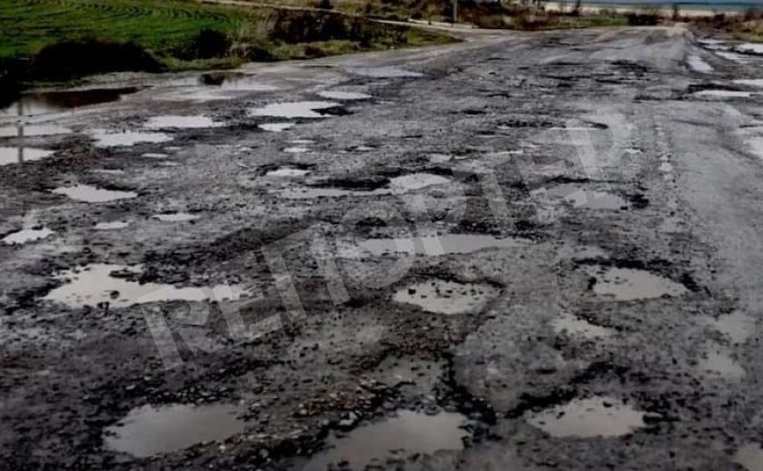 Снова обещают. Горе-трассу Никополь–Марганец таки отремонтируют?