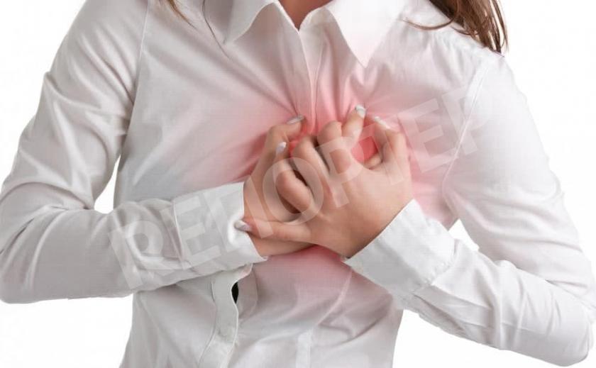 В магазине под Никополем спасали женщину с инфарктом