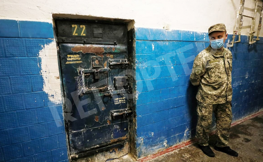 В Никополе за самоволку горе-вояку посадили на 3 года