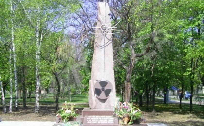 В Никополе чтят память героев-чернобыльцев