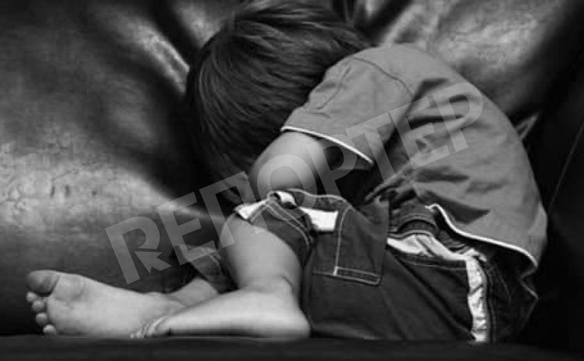 Под Никополем дети стали заложниками в собственной квартире