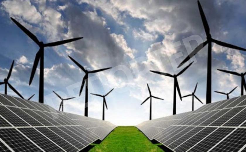 Энергетический супер-комплекс под Никополем обеспечит людей работой