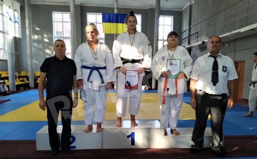 Покровская дзюдоистка готовится к Чемпионату Украины