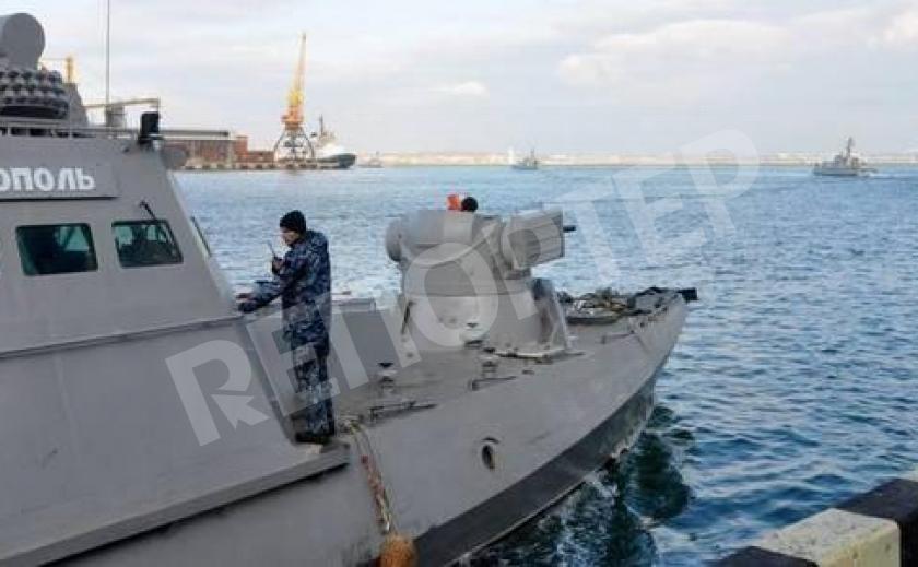 «Никополь» и «Бердянск» снова на плаву и готовы выполнять боевые задачи