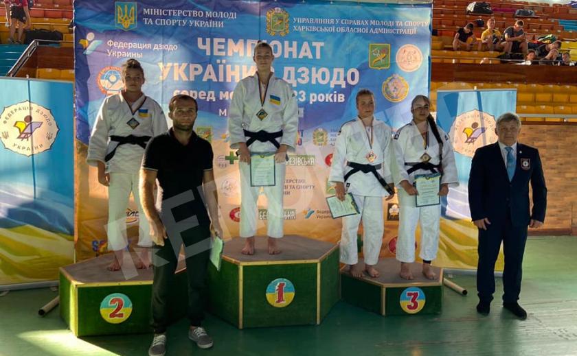 Европа ждет? Покровская дзюдоистка стала чемпионкой Украины