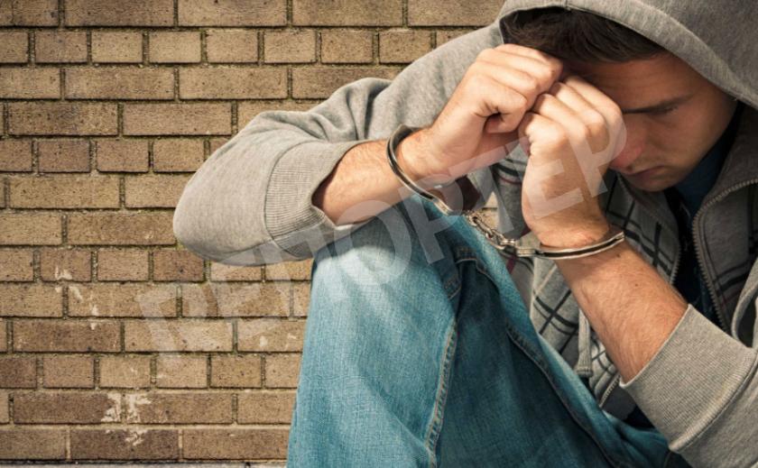 Полиция Никополя задержала пацана, ограбившего водителя маршрутки