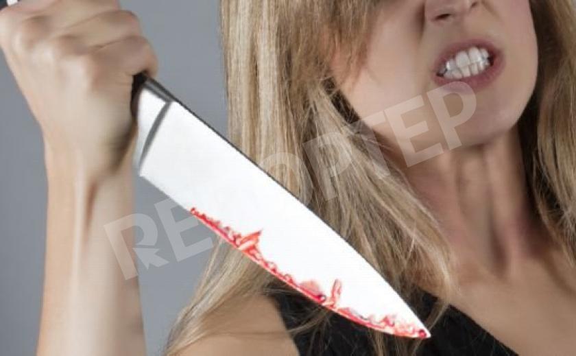 В Никополе задержали женщину, воткнувшую сожителю нож в живот